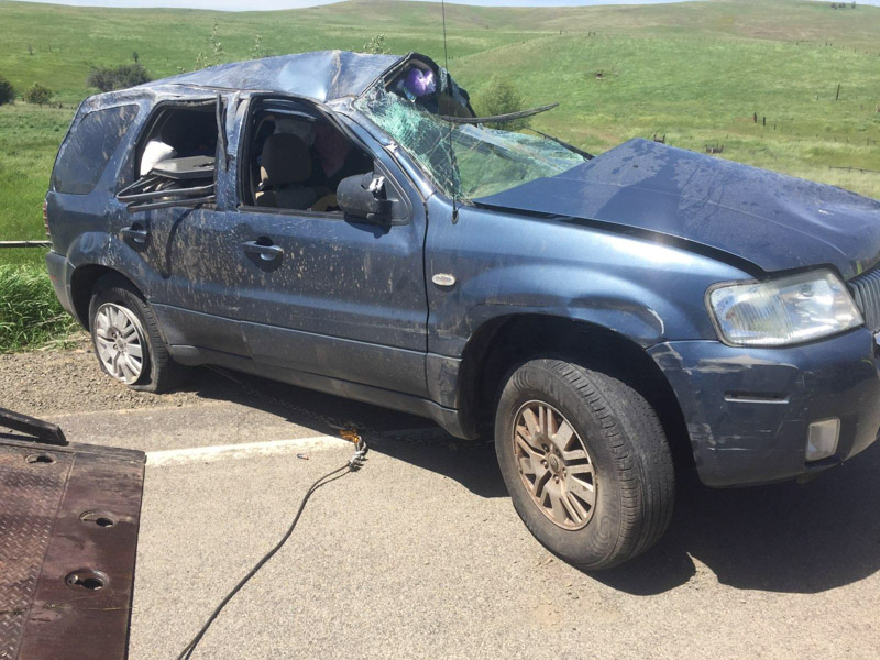 Fatal crash on State Route 3 in Wallowa County