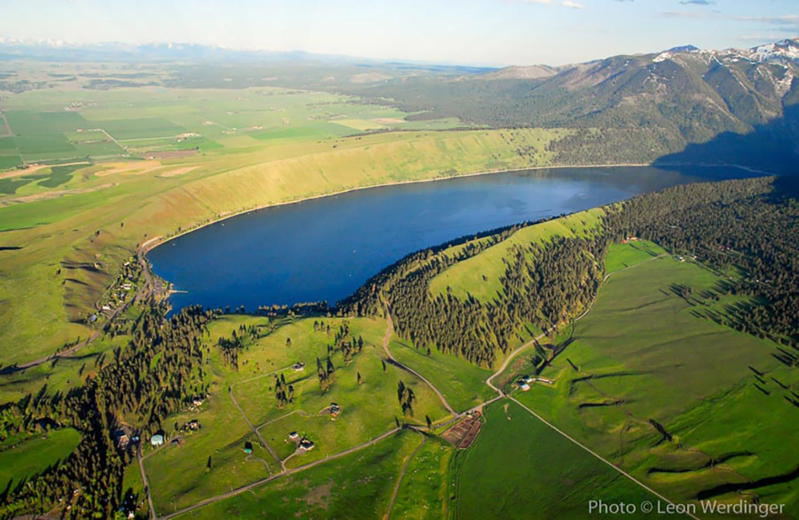 1,791 ACRES OF WALLOWA LAKE'S EAST MORAINE ACQUIRED FOR WALLOWA COUNTY