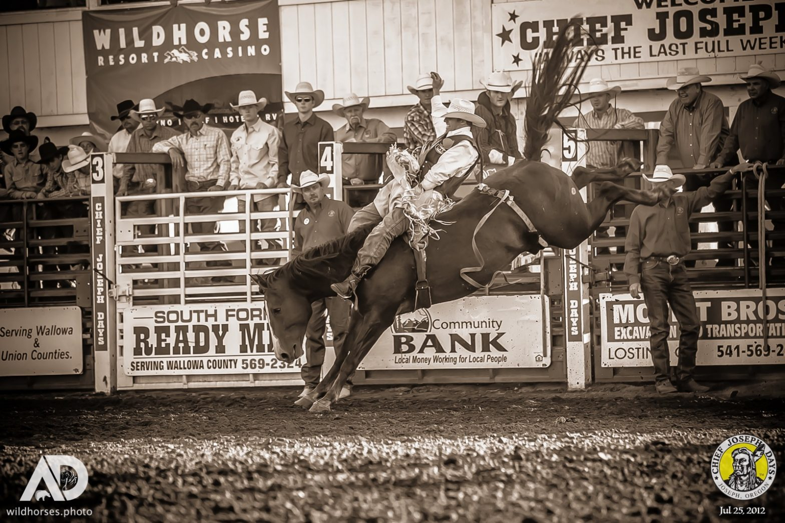 Countdown to 75th Chief Joseph Days Rodeo with Josi Young
