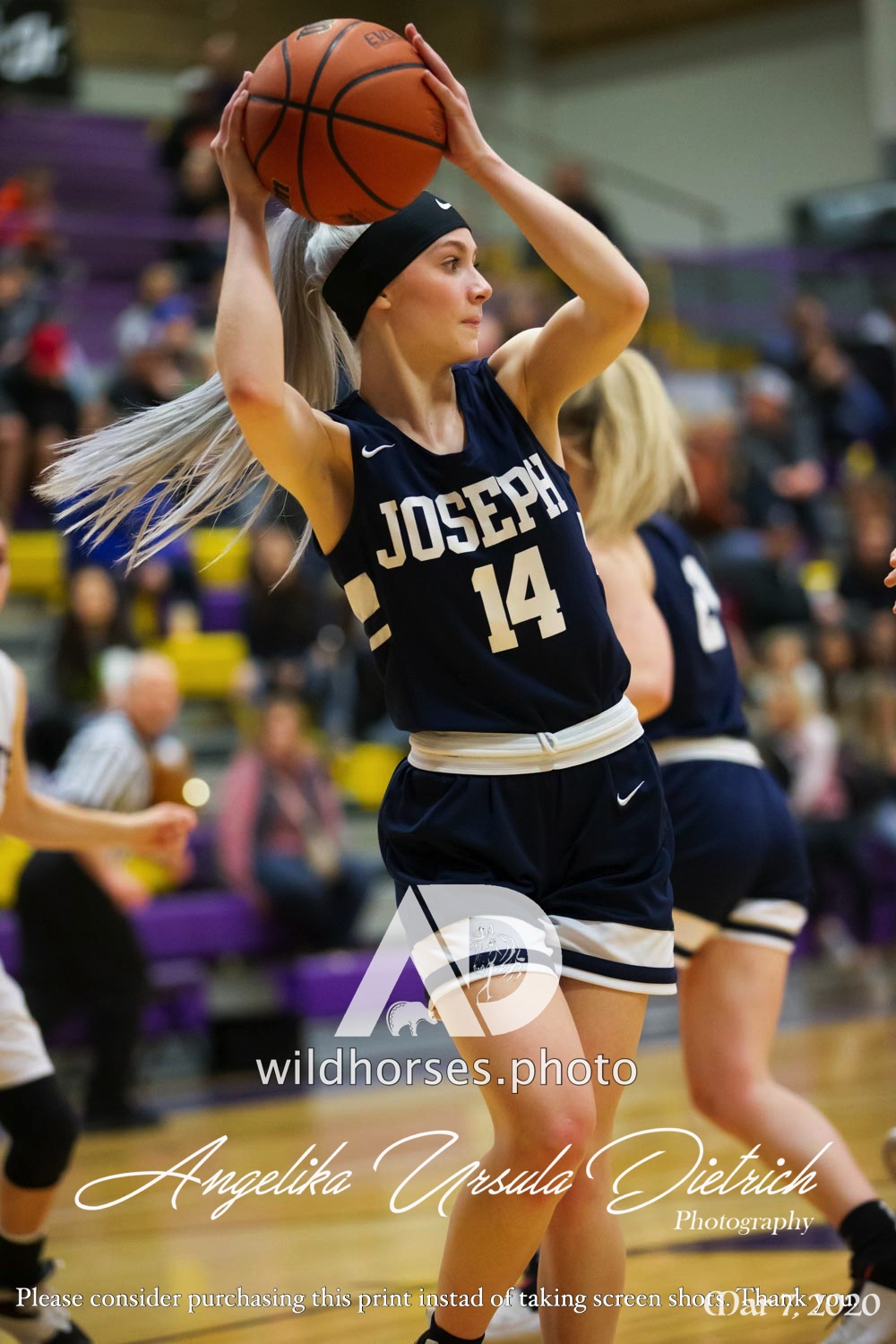 Joseph Eagles Ladies finish 2020 Season with 5th in State